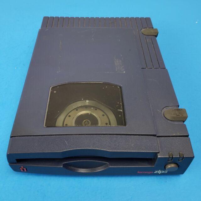 Iomega Z100P2 External Zip Drive *drive Only