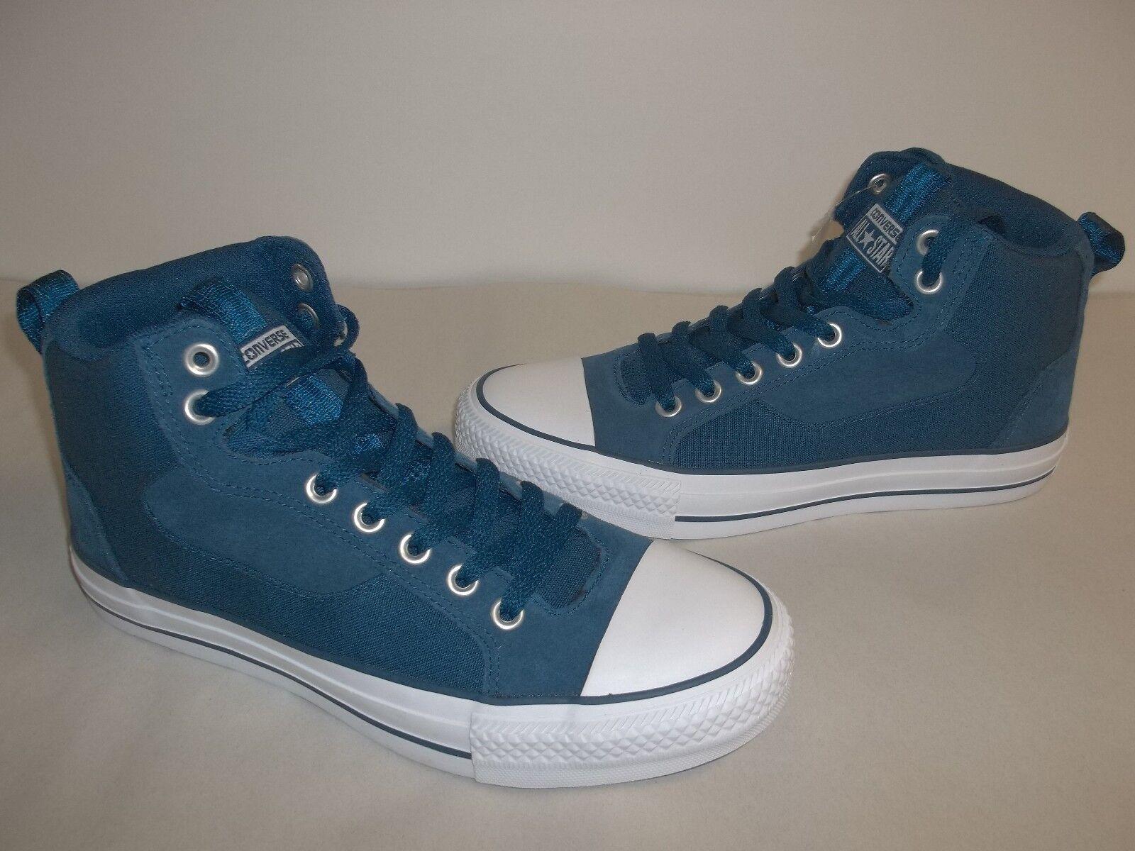 Converse Size 8 Mens 9.5 Womens M Ct Asylum Mid Blue SNEAKERS Unisex Shoes  for sale online  5e742c4cf
