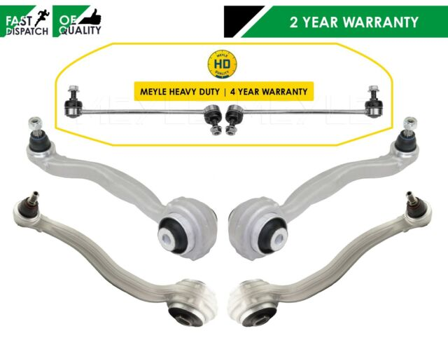 MERCEDES C CLASS W203 S203 FRONT SUSPENSION LOWER REAR 2 WISHBONE ARMS /& BUSHES