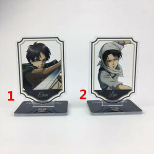 Anime-ATTACK-ON-TITAN-acrylic-Keychain-Key-Ring-Straps-cosplay-porte-cles
