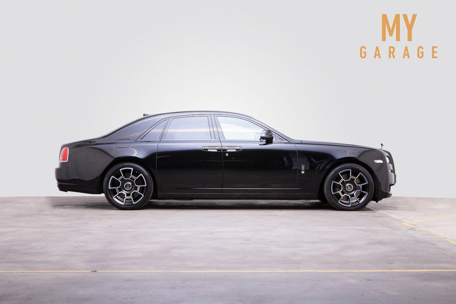 Rolls Royce Ghost 6,6 Black Badge aut. 4d
