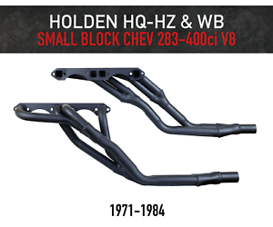 Headers-Extractors-for-Holden-HQ-HZ-amp-WB-283-400ci-Small-Block-Chev-V8