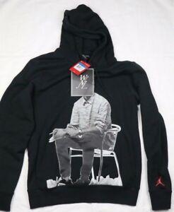 3f632197b4f81d Jordan x Public School We Need Leaders Black Hoodie PSNY Size Medium ...