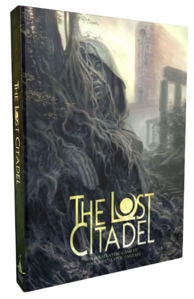 Lost Citadel RPG  PRESALE setting sourcebook for 5th Edition D&D New