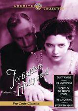 FORBIDDEN HOLLYWOOD : Volume 10  -   Region Free DVD - Sealed