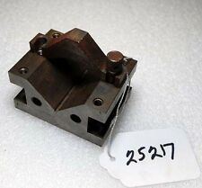Vee Block with Clamp 1 1/2 x 2 1/4 x 3 inches (Inv.25217)