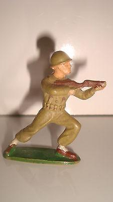Figurine Figur Starlux Soldat Militaire N°53 (5x5cm)