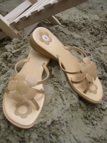 Badelatschen Sandalen Slipper Badeschuhe Schlappen neu bunt Sonderverkauf S-oo2