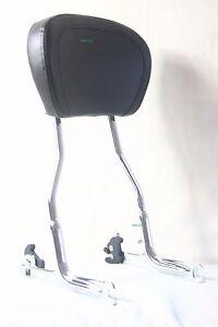 Detachable-Sissy-bar-amp-pad-backrest-for-Harley-Softail-FLSTN-deluxe-00-TO-2017