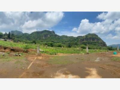 Terreno en Venta en Tepoztlan Centro