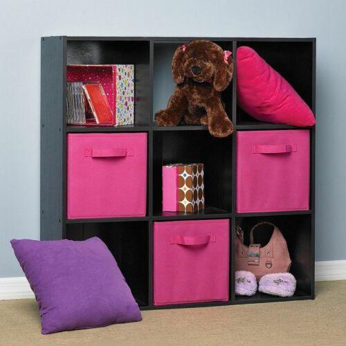 ツ 26cm Foldable Storage Box Cube shelving unit Organiser AU Stock Toy