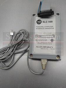 Allen-Bradley-Personal-Computer-Interface-Converter-SLC-500-1747-PIC