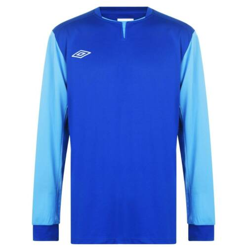 Umbro Jersey Mens Gents Baselayer Top Compression Armor Thermal Skins Full