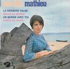 """7"""" FRENCH EP 45 TOURS MIREILLE MATHIEU """"La Dernière Valse +3"""" 1967 PAUL MAURIAT"""
