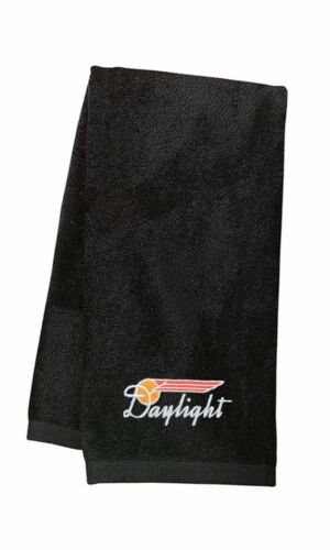 Southern Pacific Daylight Embroidered Hand Towel 01
