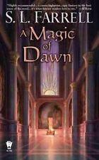 A Magic of Dawn (Nessantico Cycle Novels), Farrell, S. L., New Book