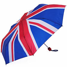 X-Brella Union Jack Compact Umbrella