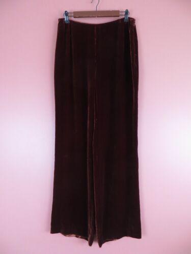 velours rayonne vin 10 82Pantalon en Ny Womens soie costume de 148 Pns0937Lafayette rouge de 8nwOP0k