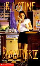 Babysitter: The Baby-Sitter Vol. 4 by R. L. Stine (1995, Paperback)