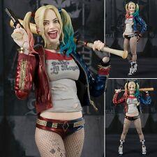 S.H. Figuarts Suicide Squad Harley Quinn action figure Bandai U.S. seller