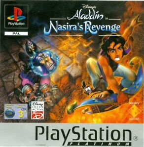 Disneys aladdin in nasiras revenge
