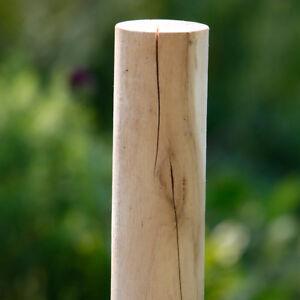 Holzdübel Robinie Riffeldübel  für Aussen  12 mm x 100 mm 120 Stück 1 kg = ca