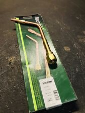 New Victor 6 Rten 0323 0284 Multi Gas Welding Nozzle And Tip