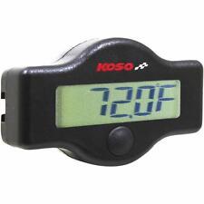Koso North America - BA049300 - Ex-01 Ambient Temperature and Clock Meter