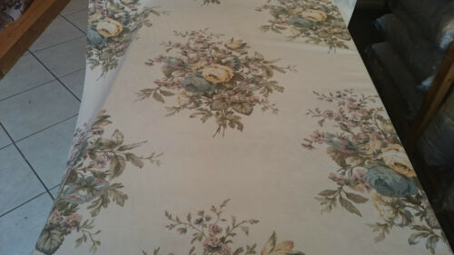 """/%100Cotton 180cm // 71/"""" Designer Curtain/&Upholstery Fabric Floral Print,Width"""