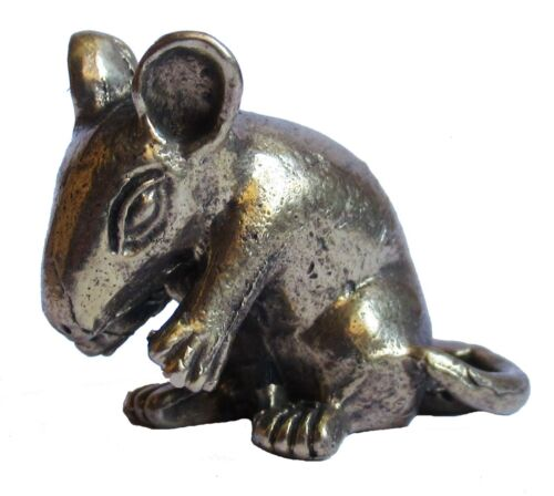 Figurine statuette Souris collection bronze