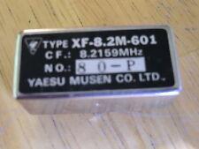 YAESU CW FILTER XF 8.2M-601 FOR FT 757GX II