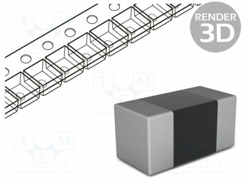 10 pcs Resistor thick film; sensing; SMD; 0603; 33mOhm; 0.1W; ±5/%; 55÷155°C