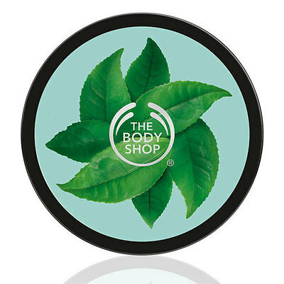 The Body Shop Body Butter Fuji Green Tea Scent Cream Hydrating