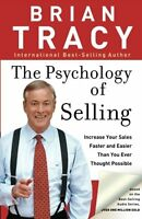 The Psychology Of Selling: Increase Your Sales Faster And Easier Than You Ever T on sale