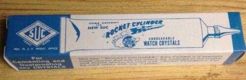 New SUC Rocket Cylinder Crystal Glue Free Shipping!