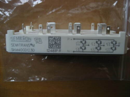 1pcs SKM40GD123D SEMIKRON IGBT MODULE
