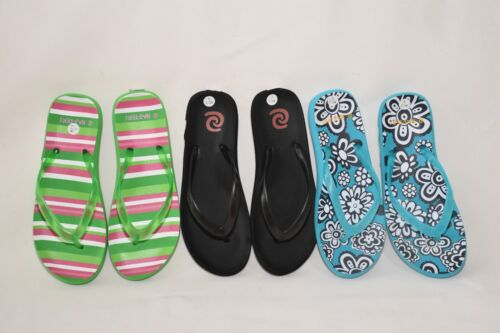 Waikiki Flip Flops Sandals Womens Great for The Beach Or Pool Side Comfortable