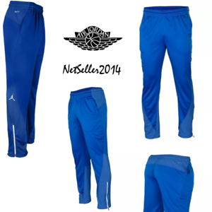 4896183e130f SZ SMALL COOL 🆕 Nike Jordan Flight Team Men s Basketball Pants Blue ...