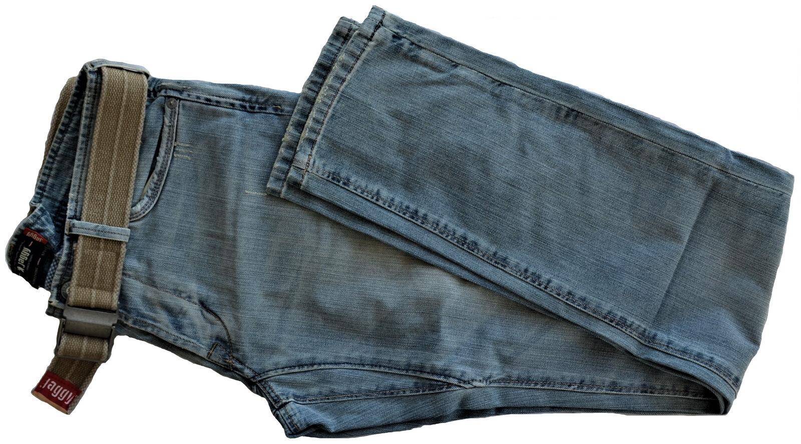 Jaens Man Denim Jaggy Jeans Men Denim Mcqueen Reg Azor Denim bluee Str
