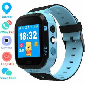 1.44 SmartWatch Niño Reloj Inteligente GPS Camara impermeable para iOS Android