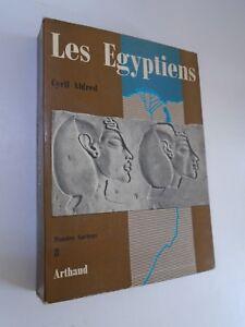 CYRIL-ALDRED-LES-EGYPTIENS-AU-TEMPS-DES-PHARAONS-1965-ARTHAUD