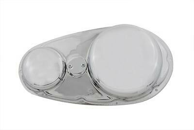 Chrome generator primary cover kit for Harley Sportster XLH//XLCH 1971-1976