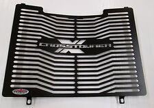 Honda VFR1200 Cross Tourer (12-16) Black Radiator,Guard, Protector,Cover,Grill L