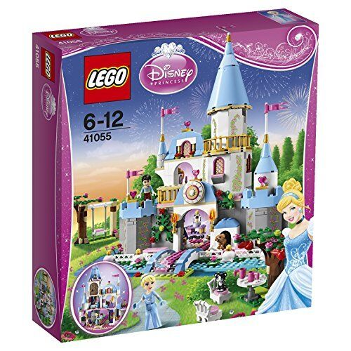 Lego Disney Princess Cinderella's Castle 41055 From Japan