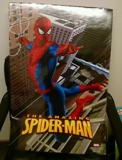 "The Amazing Spider-Man Poster Shooting Web 2, Marvel 2007, 20"" x 30"", New!"