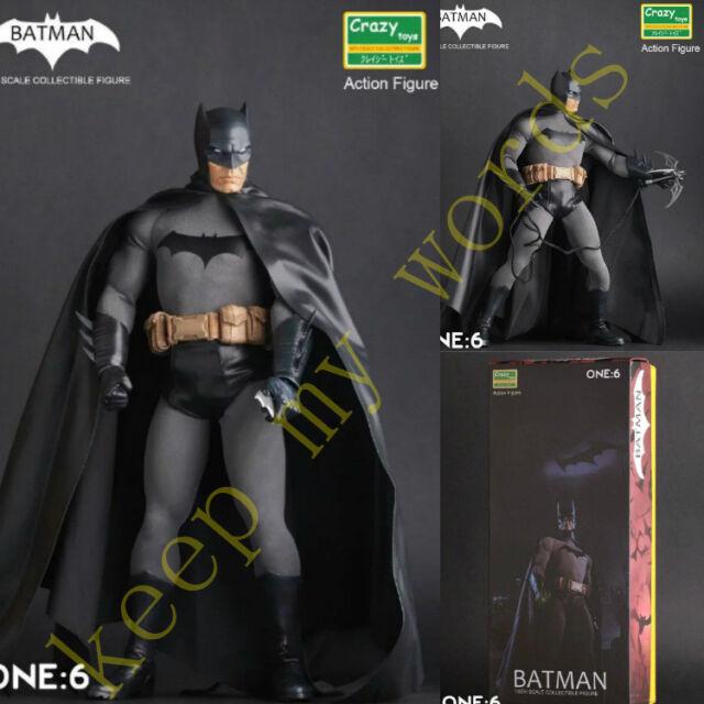7/'/'  DC Comic Super Hero Action Figure Justice League Batman Toy Collection Gift