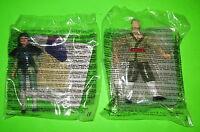 2 Mcdonald's Mulan Shang-li Soldier Disney Happy Meal Toy Doll Figures 1998
