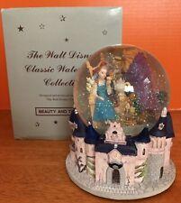 Walt Disney Classic Snow Globe Waterglobe Collection Beauty & The Beast Belle