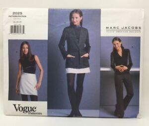 Vogue-Patron-de-Costura-2025-American-Disenador-Original-Marc-Jacobs-sin-Cortar