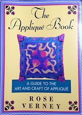 The Applique Book by Rose Verney